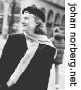 Johan Norberg sin hjemmeside